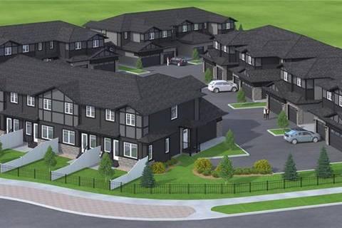 Townhouse for sale at 1003 Evergreen Blvd Unit 3 Saskatoon Saskatchewan - MLS: SK801433