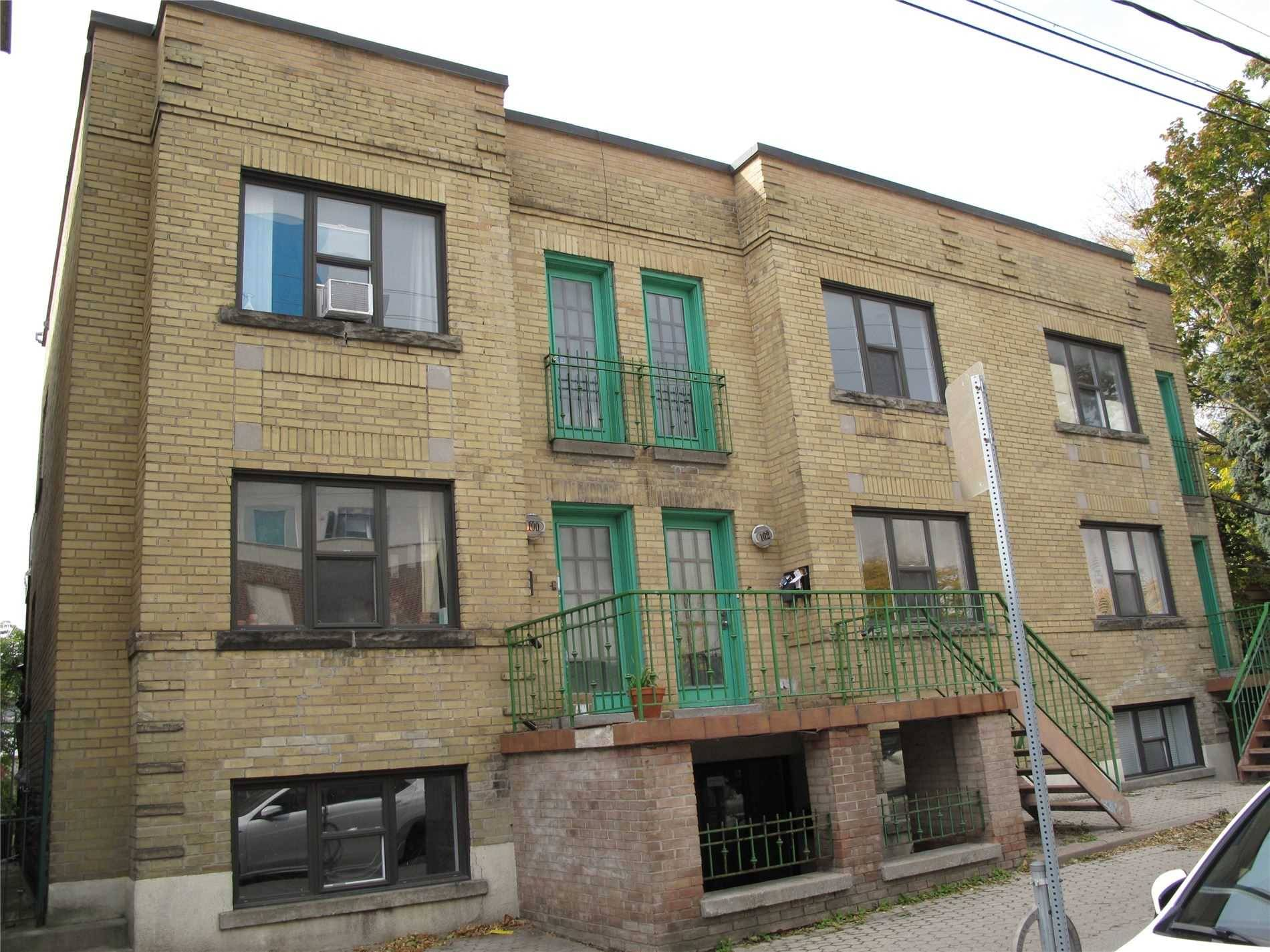 Townhouse for rent at 102 Beverley St Unit 3 Toronto Ontario - MLS: C4602127