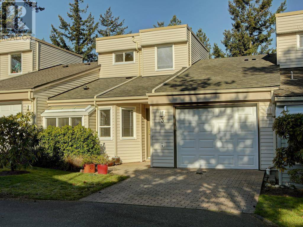 Townhouse for sale at 1030 Hulford St Unit 3 Victoria British Columbia - MLS: 423528