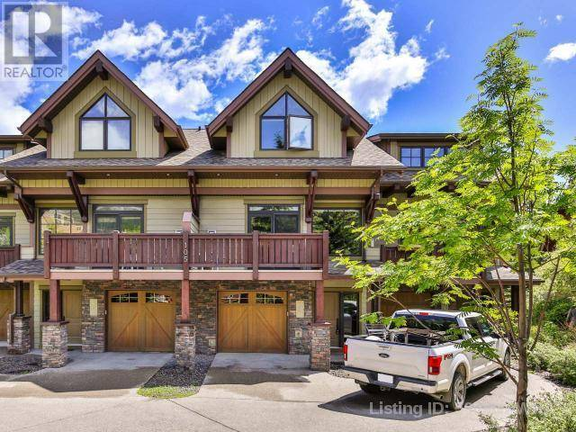 Townhouse for sale at 105 Rundle Dr Unit 3 Canmore Alberta - MLS: 50060