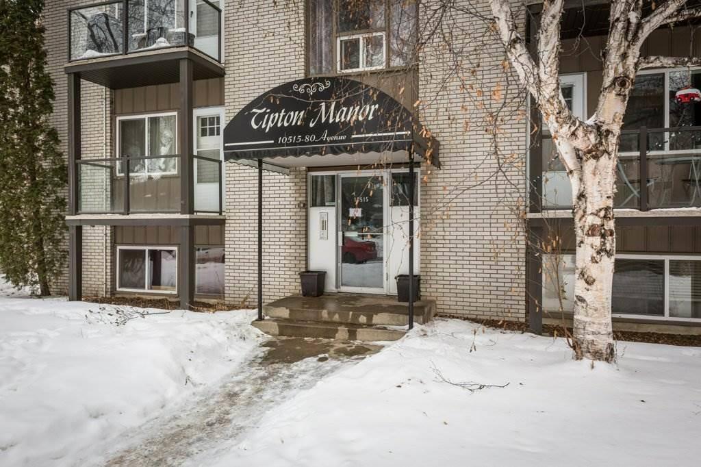 Condo for sale at 10515 80 Ave Nw Unit 3 Edmonton Alberta - MLS: E4186867