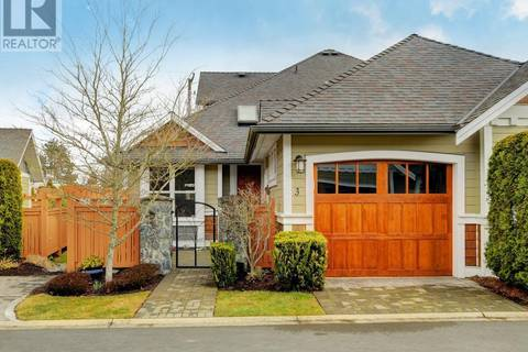Townhouse for sale at 10520 Mcdonald Park Rd Unit 3 North Saanich British Columbia - MLS: 406681