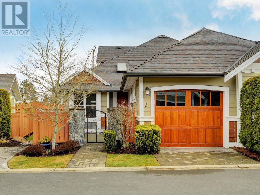 Townhouse for sale at 10520 Mcdonald Park Rd Unit 3 North Saanich British Columbia - MLS: 414929