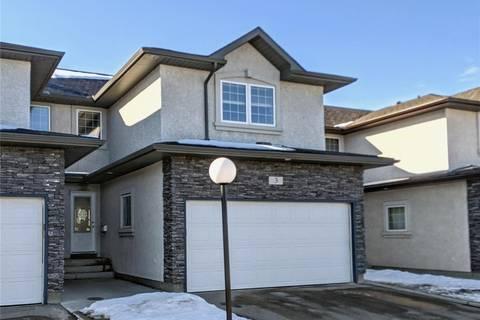 Townhouse for sale at 106 Baillie Cove Unit 3 Saskatoon Saskatchewan - MLS: SK800495
