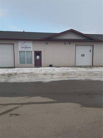 Commercial property for sale at 109 Stockton Point(e) Unit 3 Okotoks Alberta - MLS: C4291914