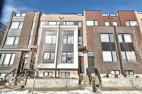 Townhouse for sale at 110 Frederick Tisdale Dr Unit 3 Toronto Ontario - MLS: W4667062
