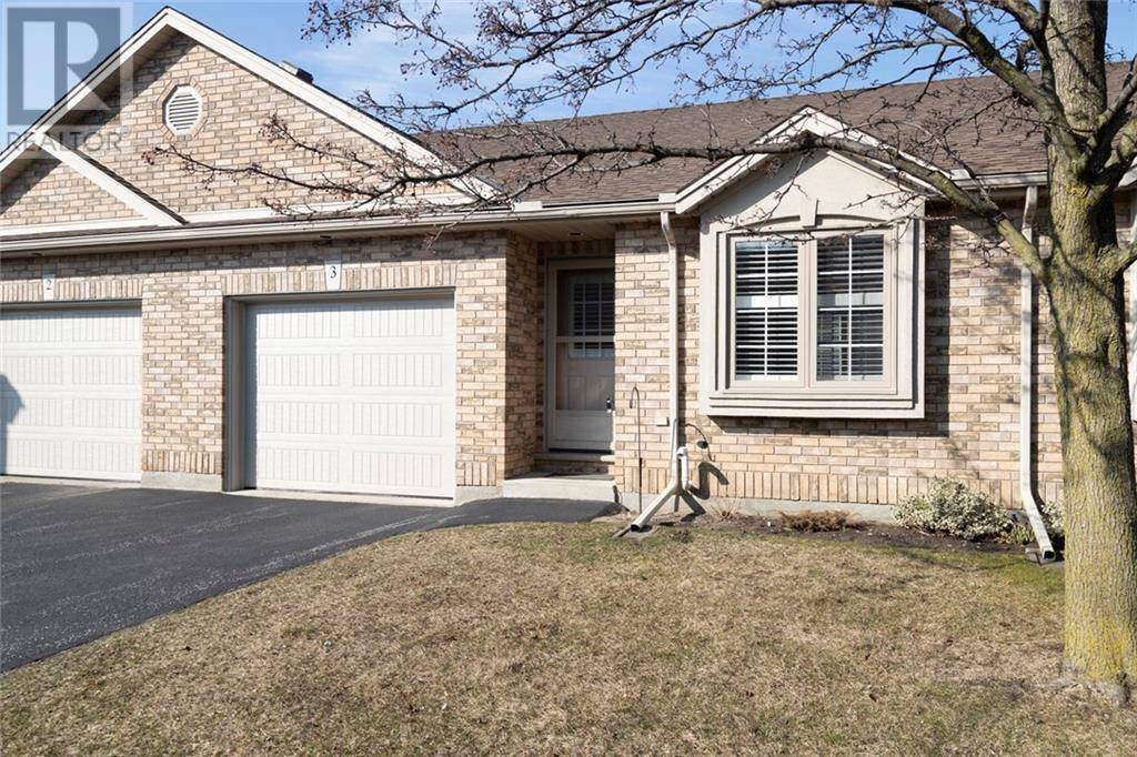 Townhouse for sale at 110 Somerset Rd Unit 3 Brantford Ontario - MLS: 30800086