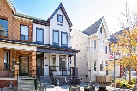 Townhouse for rent at 117 Northcote Ave Unit 3 Toronto Ontario - MLS: C4463700