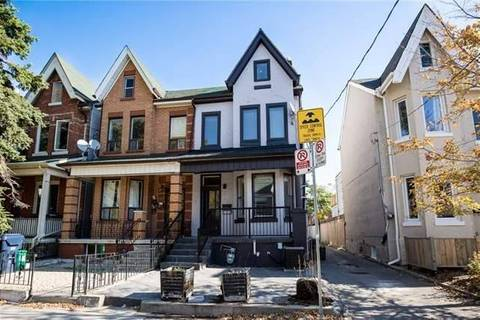 Townhouse for rent at 117 Northcote Ave Unit 3 Toronto Ontario - MLS: C4496626