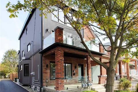 Townhouse for rent at 1175 Dovercourt Rd Unit 3 Toronto Ontario - MLS: W4634018