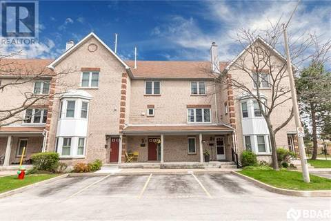 Townhouse for sale at 119 D'ambrosio Dr Unit 3 Barrie Ontario - MLS: 30736462