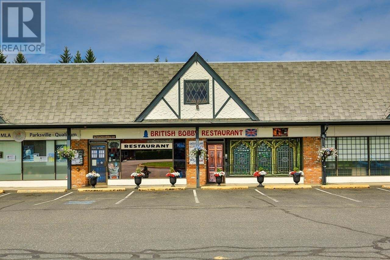 Commercial property for sale at 1209 Island  East Unit 3 Parksville British Columbia - MLS: 839511
