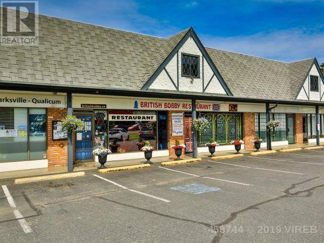 Commercial property for sale at 1209 Island E Hy Unit 3 Parksville British Columbia - MLS: 458744