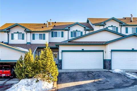Townhouse for sale at 122 Bow Ridge Cres Unit 3 Cochrane Alberta - MLS: C4283360