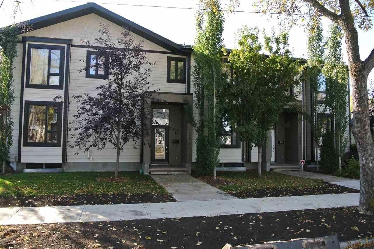Townhouse for sale at 12207 117 Av NW Unit 3 Edmonton Alberta - MLS: E4190643