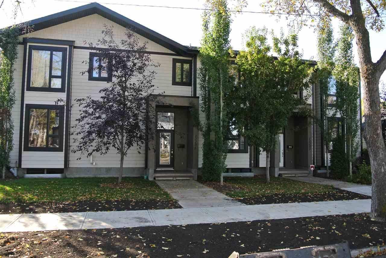 Townhouse for sale at 12207 117 Ave Nw Unit 3 Edmonton Alberta - MLS: E4190643