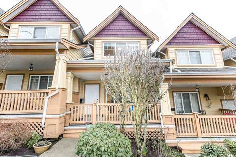 Townhouse for sale at 1222 Cameron St Unit 3 New Westminster British Columbia - MLS: R2443898