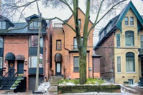 House for rent at 125 Maitland St Unit 3 Toronto Ontario - MLS: C4422822