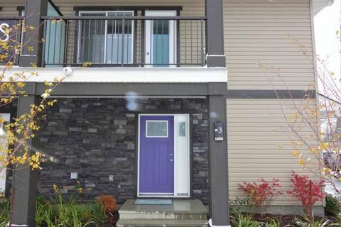 Townhouse for sale at 12815 Cumberland Rd Nw Unit 3 Edmonton Alberta - MLS: E4132714