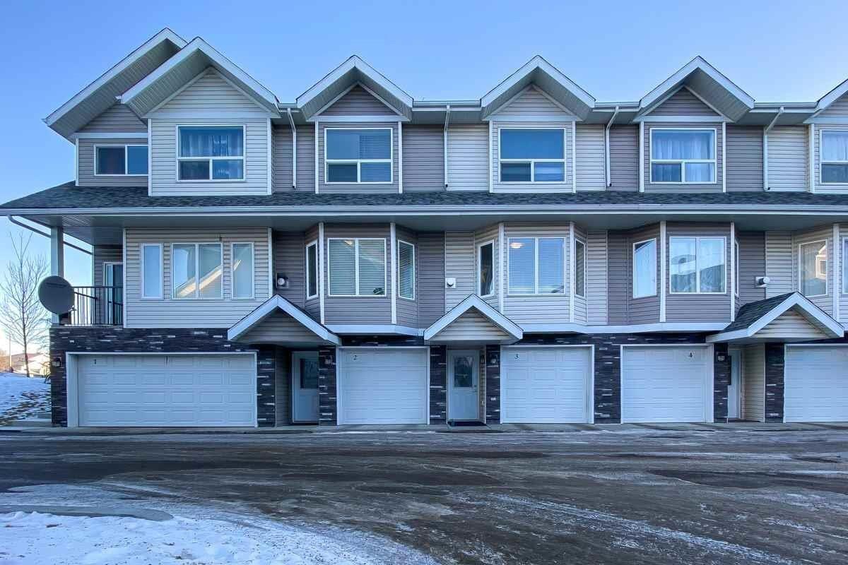 Townhouse for sale at 13215 153 Av NW Unit 3 Edmonton Alberta - MLS: E4224199