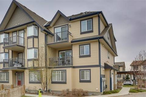 Townhouse for sale at 133 Copperpond Ht Southeast Unit 3 Calgary Alberta - MLS: C4241466