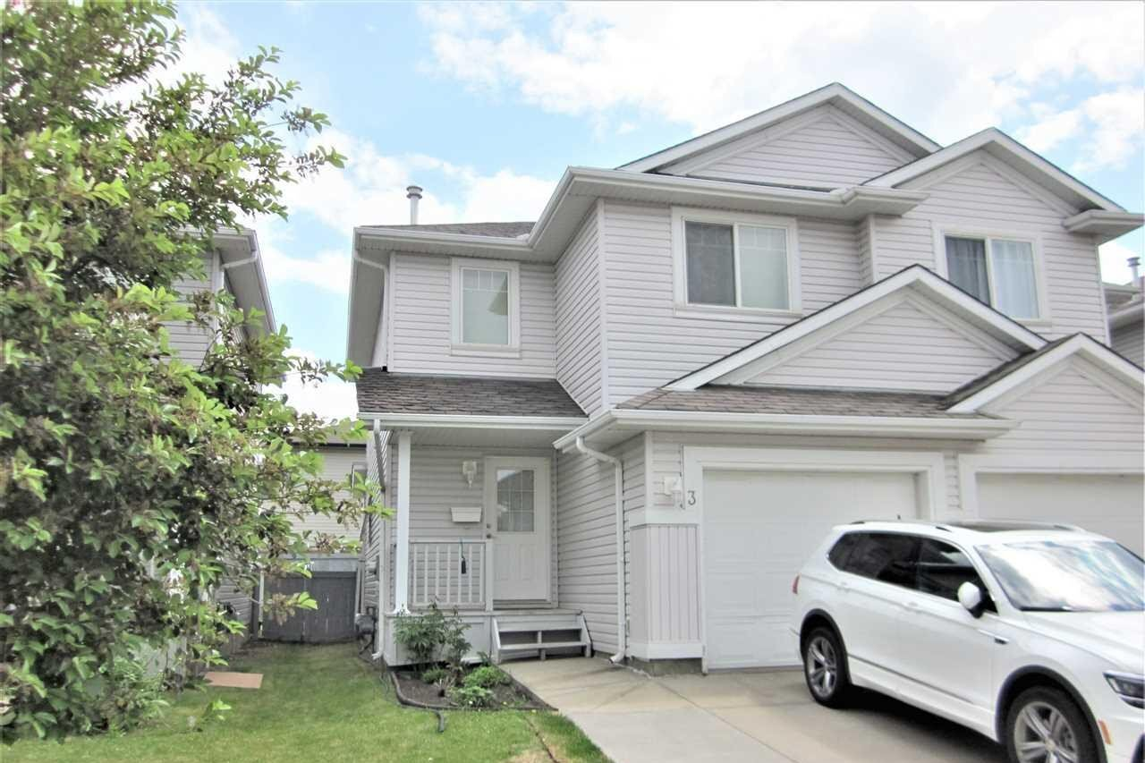 Buliding: 13403 Cumberland Road North West, Edmonton, AB
