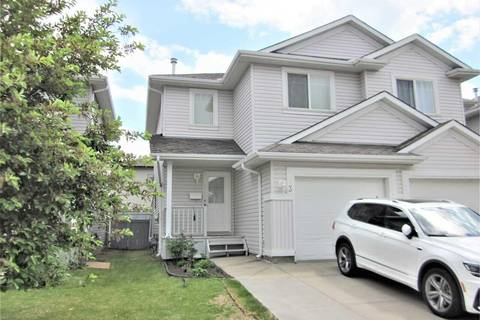 Townhouse for sale at 13403 Cumberland Rd Nw Unit 3 Edmonton Alberta - MLS: E4147310