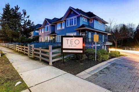 Townhouse for sale at 13864 Hyland Rd Unit 3 Surrey British Columbia - MLS: R2439424