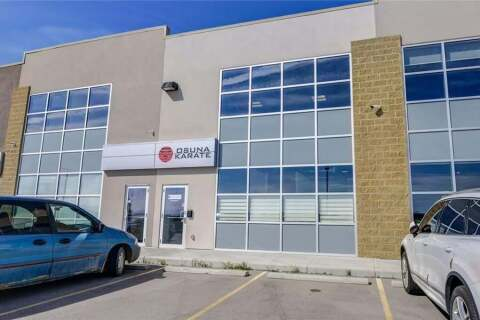 Commercial property for sale at 141 Commercial Dr Unit 3 Rural Rocky View County Alberta - MLS: C4266625