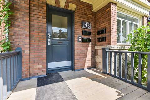 Townhouse for rent at 143 Bedford Rd Unit 3 Toronto Ontario - MLS: C4554373
