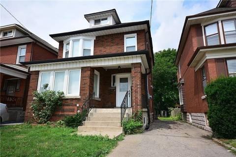 House for rent at 144 Ottawa St S Unit 3 Hamilton Ontario - MLS: H4055958