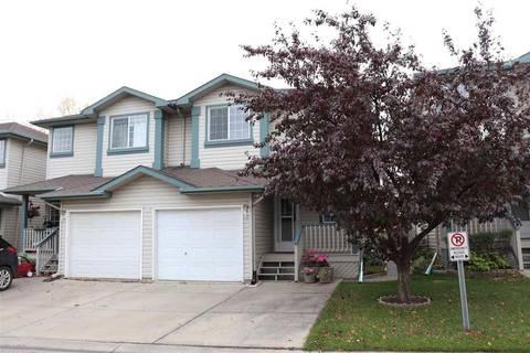 Townhouse for sale at 14803 Miller Blvd Nw Unit 3 Edmonton Alberta - MLS: E4176606