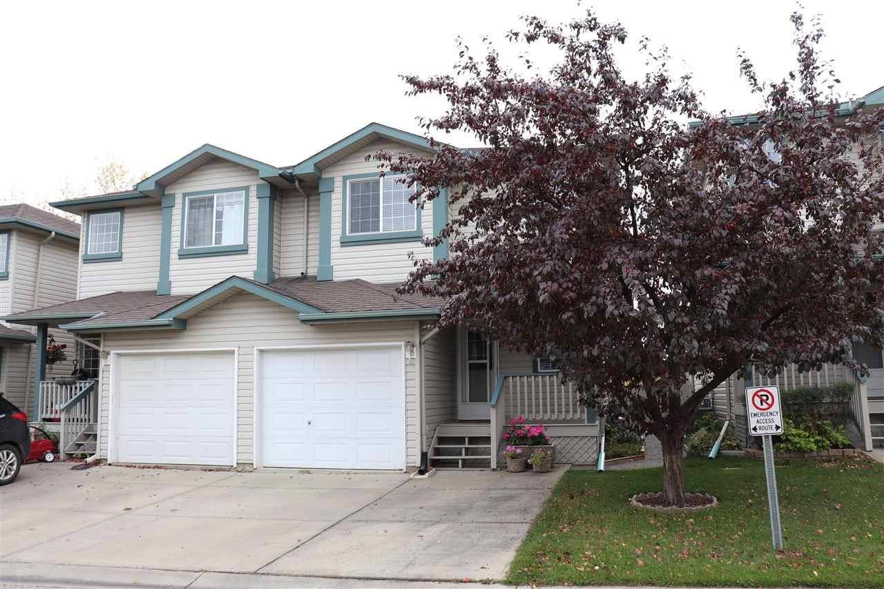 Townhouse for sale at 14803 Miller Blvd Nw Unit 3 Edmonton Alberta - MLS: E4176606