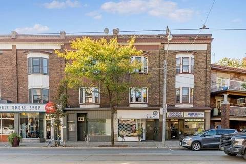 Townhouse for rent at 1499 Dundas St Unit 3 Toronto Ontario - MLS: C4667727