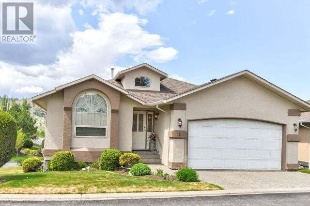 House for sale at 1575 Springhill Drive  Unit 3 Kamloops British Columbia - MLS: 156521
