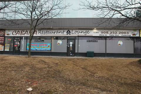 Commercial property for sale at 1590 Dundas St Unit 3 Mississauga Ontario - MLS: W4608071