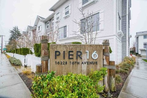 Townhouse for sale at 16228 16 Ave Unit 3 Surrey British Columbia - MLS: R2519816
