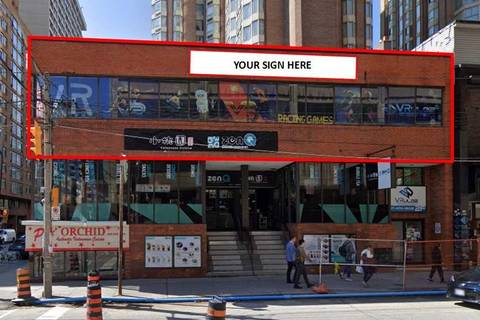 Commercial property for lease at 171 Dundas St Apartment 3 Toronto Ontario - MLS: C4666729