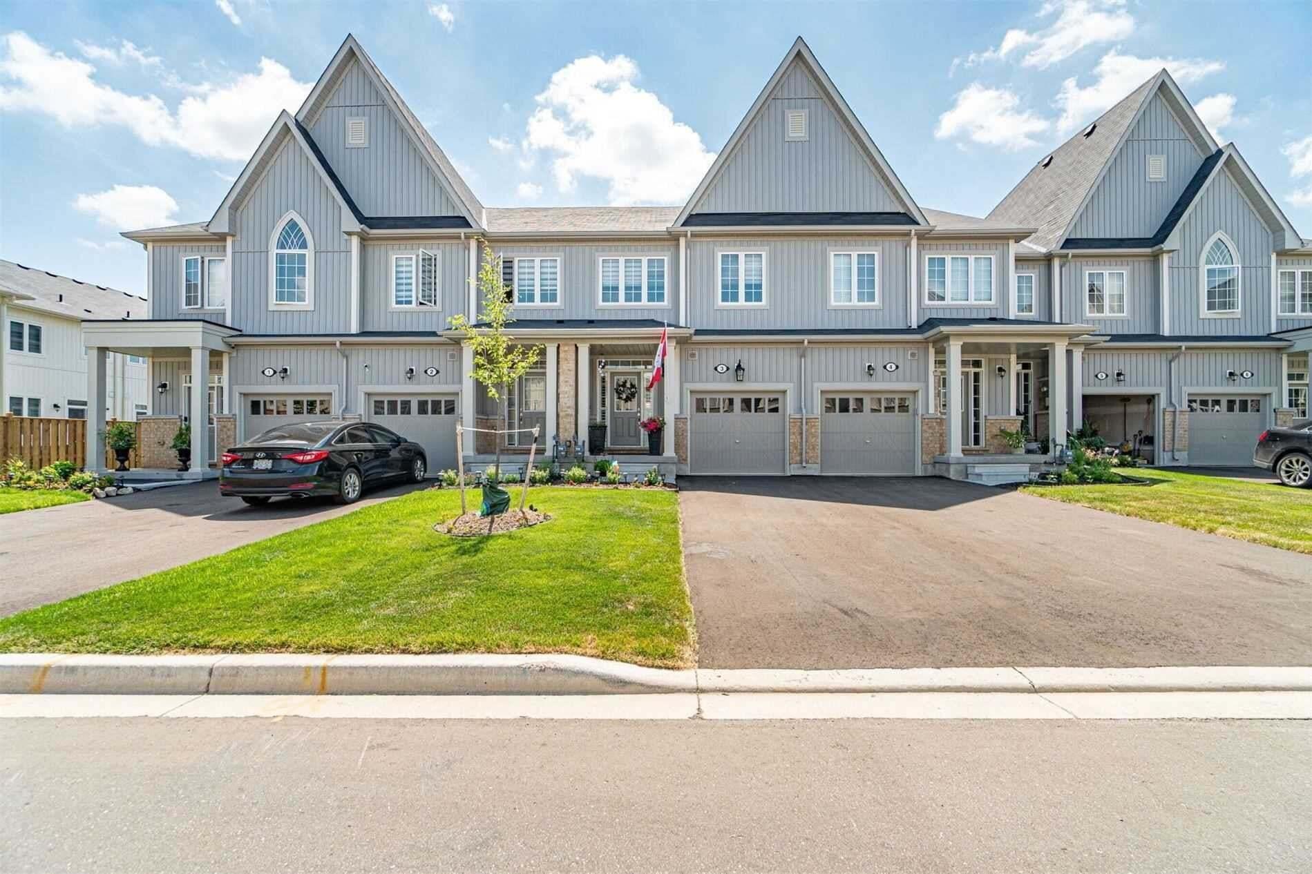 Buliding: 172 Parkinson Crescent, Orangeville, ON