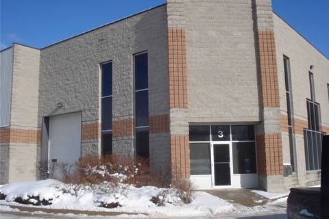 Commercial property for lease at 18 Mollard Ct Apartment #3 Barrie Ontario - MLS: S4736596