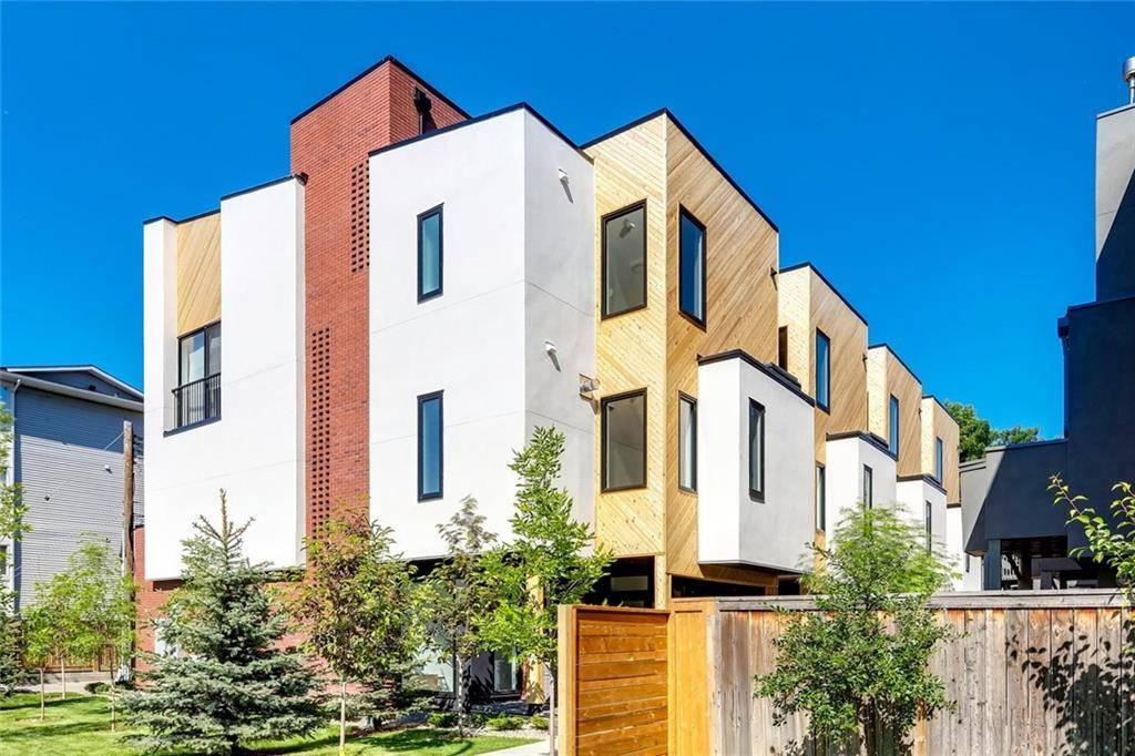 Townhouse for sale at 1818 5 St Sw Unit 3 Cliff Bungalow, Calgary Alberta - MLS: C4272528