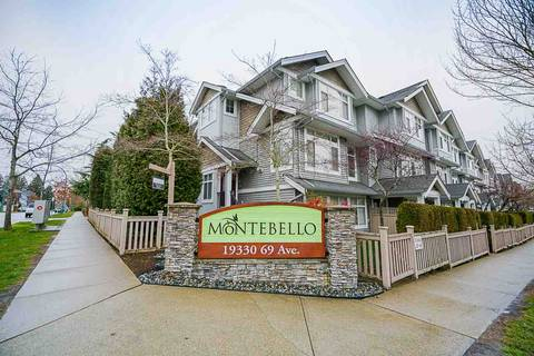 Townhouse for sale at 19330 69th Ave Unit 3 Surrey British Columbia - MLS: R2443313