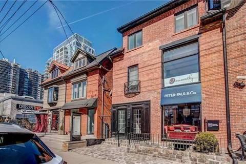 Property for rent at 198 Davenport Rd Unit 3 Toronto Ontario - MLS: C4431044