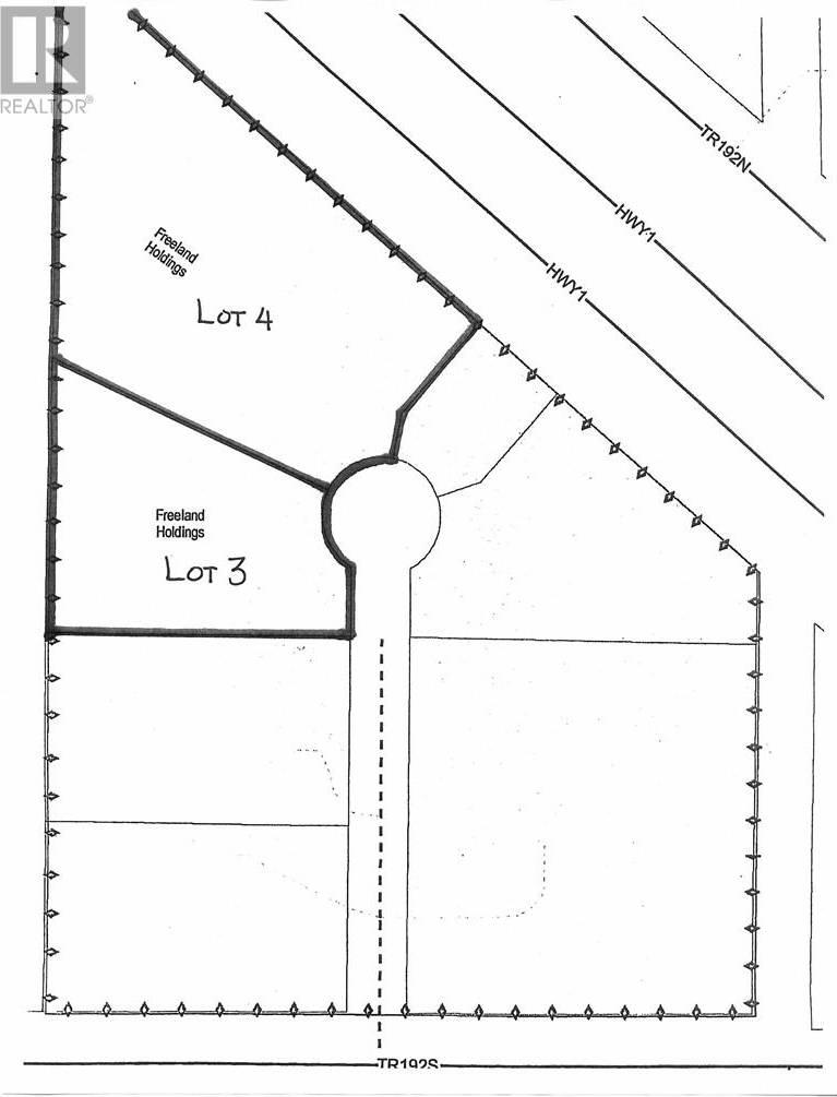 Residential property for sale at 2 Lot Block Acres Unit 3 Brooks Alberta - MLS: sc0177484