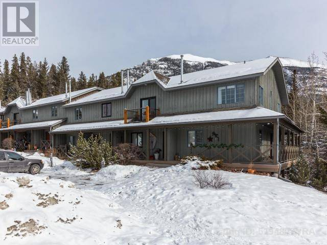 Townhouse for sale at 200 Elk Run Blvd Unit 3 Canmore Alberta - MLS: 51948