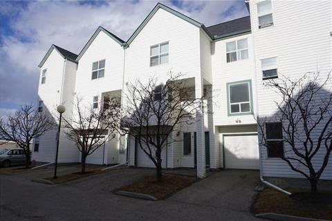 Townhouse for sale at 200 Hidden Hills Te Northwest Unit 3 Calgary Alberta - MLS: C4236937