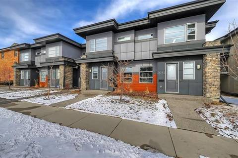 Townhouse for sale at 2016 35 Ave Southwest Unit 3 Calgary Alberta - MLS: C4291474
