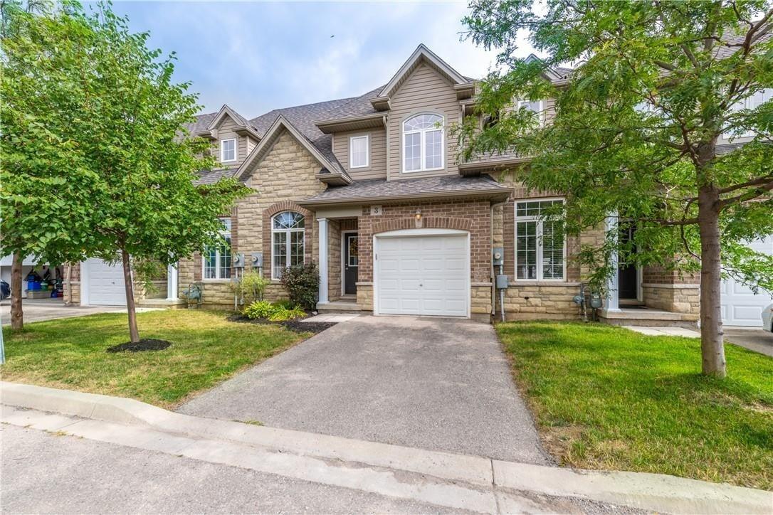 Townhouse for sale at 21 Atessa Dr Unit 3 Hamilton Ontario - MLS: H4084984