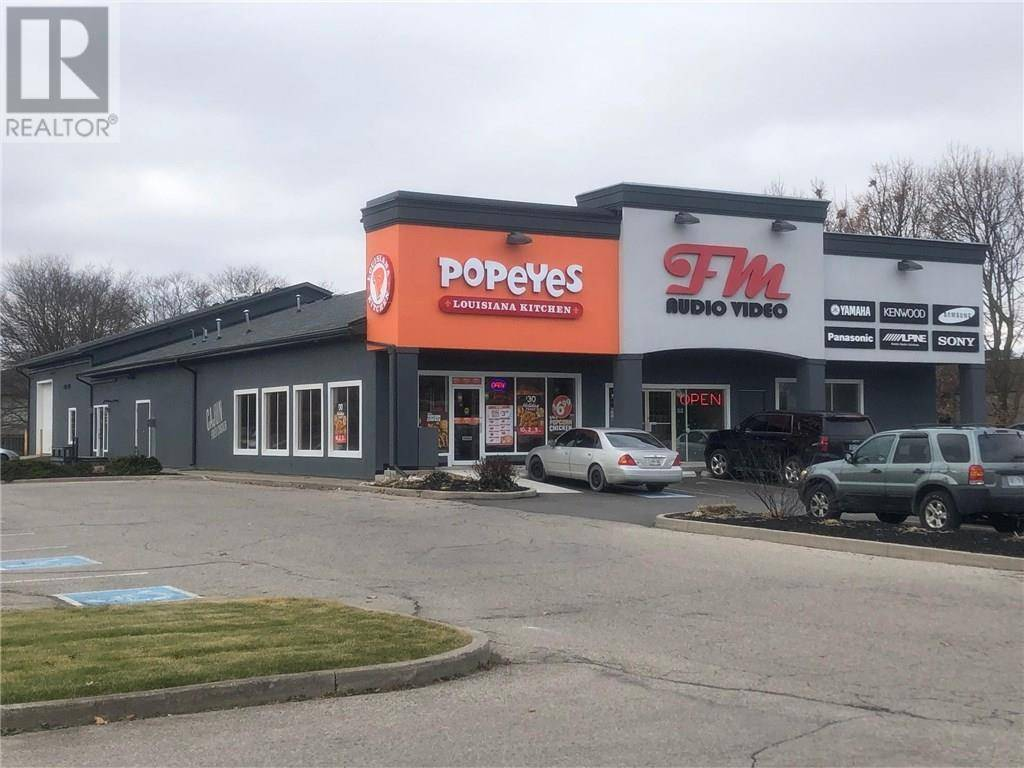 Commercial property for lease at 213 King George Rd Apartment 3 Brantford Ontario - MLS: 30786308