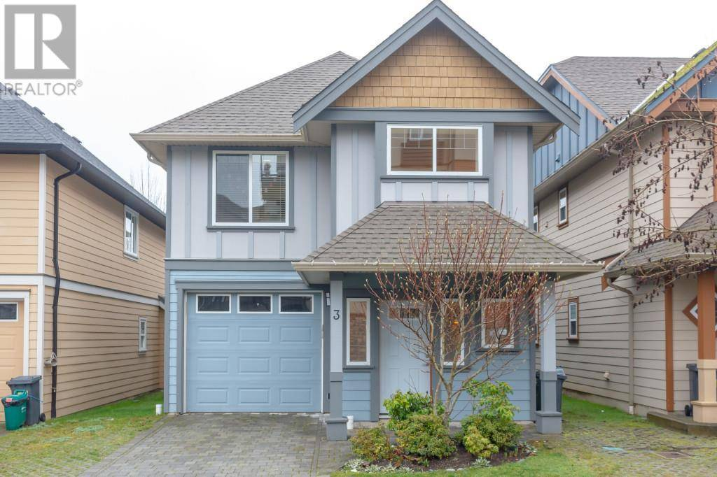 Townhouse for sale at 2216 Sooke Rd Unit 3 Victoria British Columbia - MLS: 420880